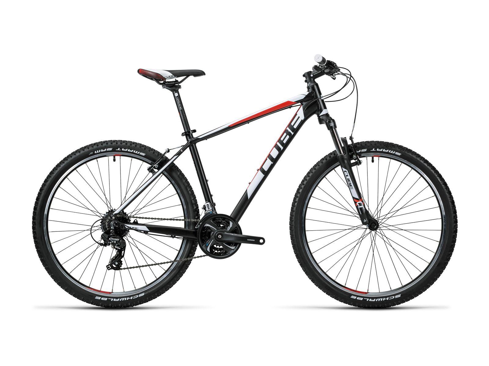 Im 27 5 Format Bietet Cube Ein Zuverlassiges Aluminiumhardtail Mit Komfortabler Sitzposition Und Funktioneller 24 Gang Ausstattung Mountainbike Biker Offroad