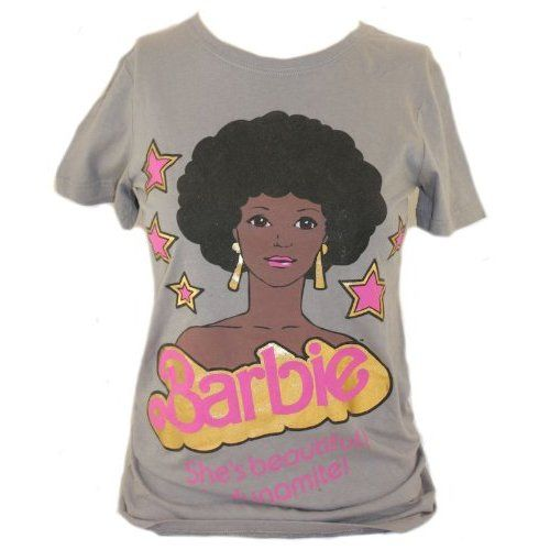 barbie mattel doll womens t shirt she 39 s