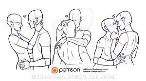 Cuddles Reference Sheet 2 By Kibbitzer Poses Em Grupo Poses
