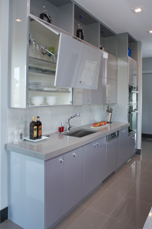 State-of-the-art kitchen designed by kabi Modern Kitchens ...