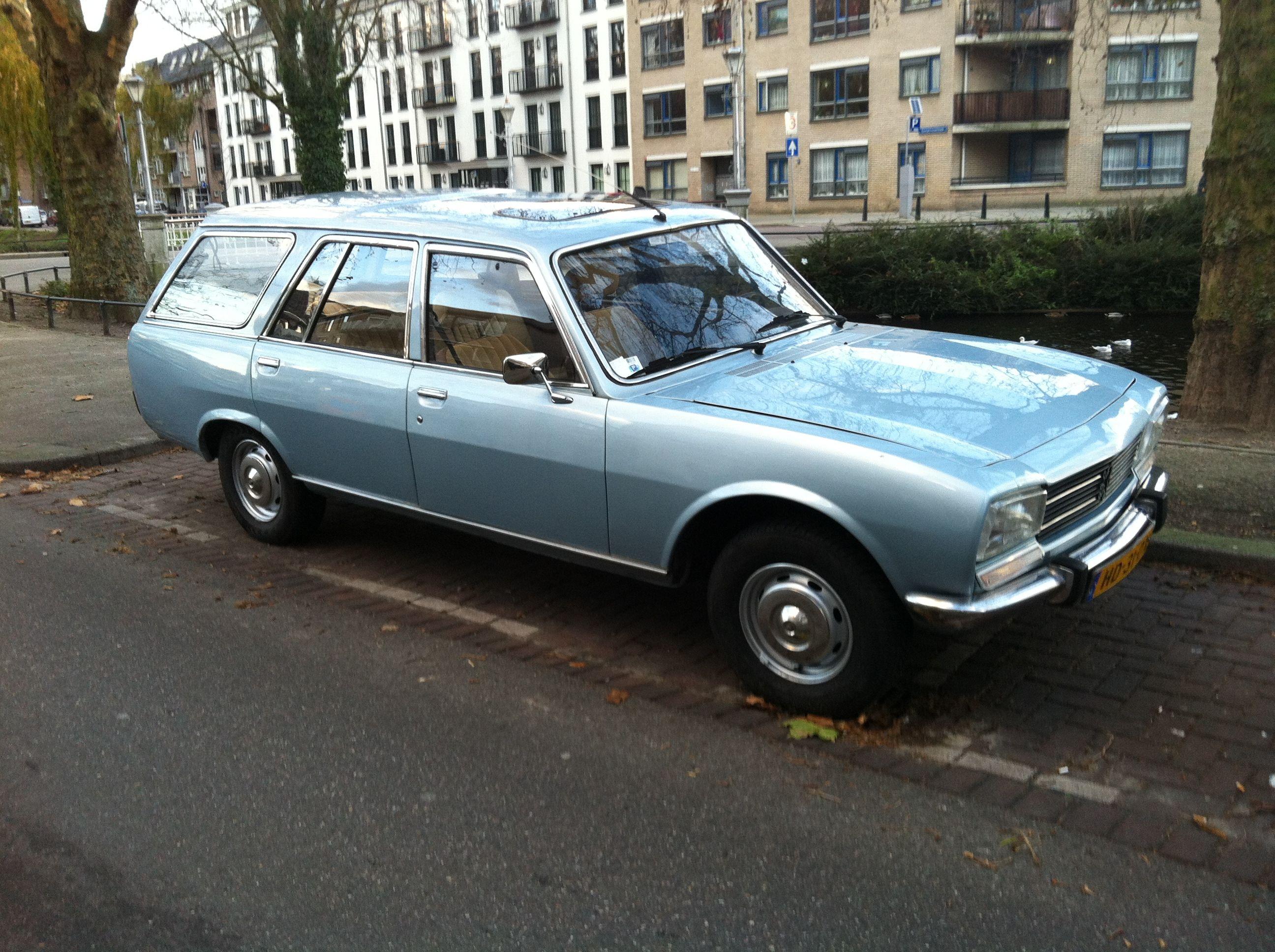 1981 Peugeot 504 Break My Ride Cars I Like Pinterest