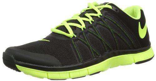 size 40 88392 0f2a9 NIKE Free Trainer 3.0 Men s Training Shoe, Black Yellow, US9.5 Nike