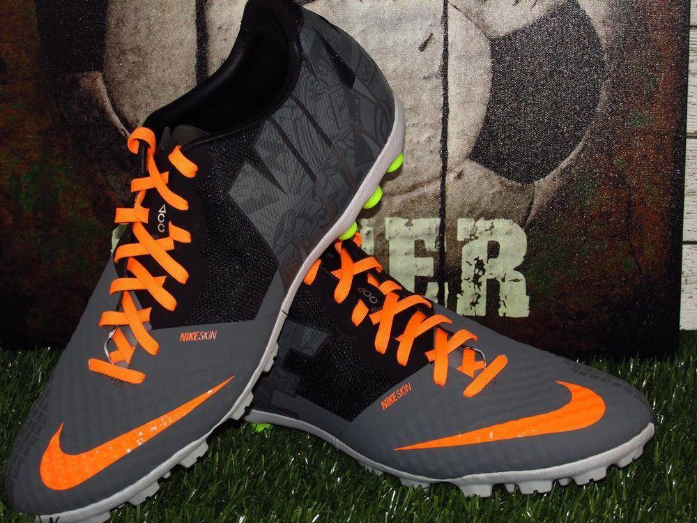 Nike FC247 Bomba Finale II Premium Turf Soccer Shoe Mens Size 10.5  643278-087 #