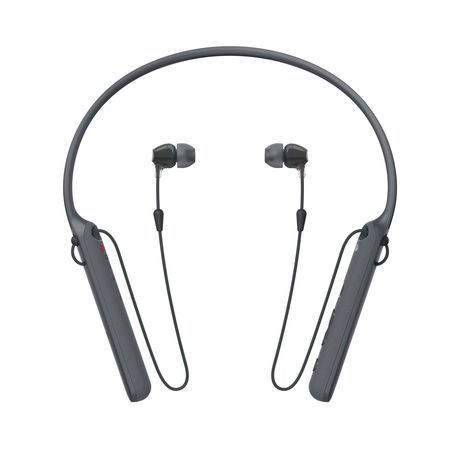 Sony Wi C400 B Wi C400 Wireless In Ear Headphones Black Wireless In Ear Headphones In Ear Headphones Black Headphones