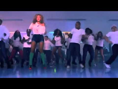 OFICIAL Beyonce - Let's Move! 'Move Your Body' Music Video Official 2011...