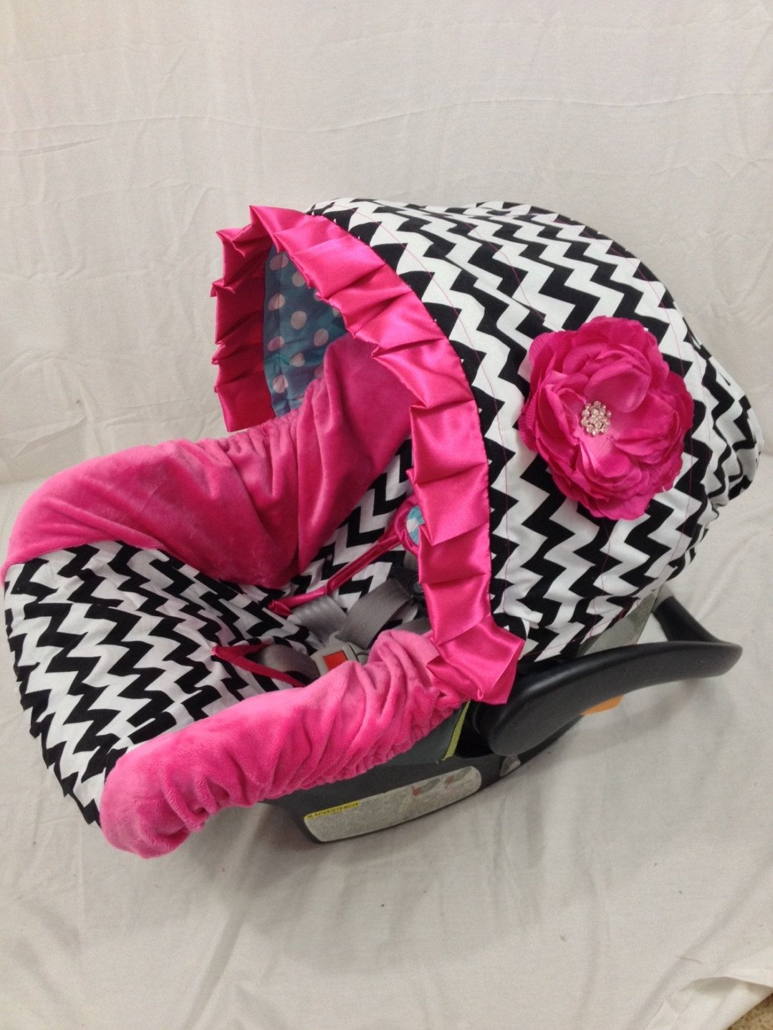 Infant Car Seat Cover, Baby Car Seat Cover including