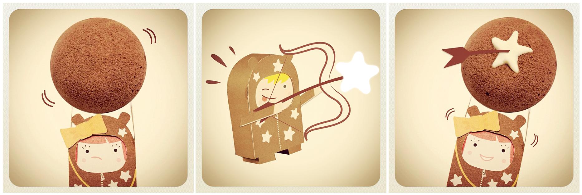 sweet arrow                                                                                                                         // Pan di Stelle