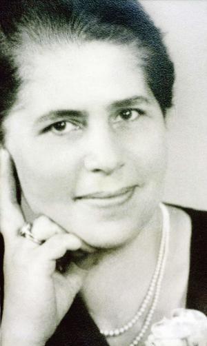 Elisabeth Lagerfeld