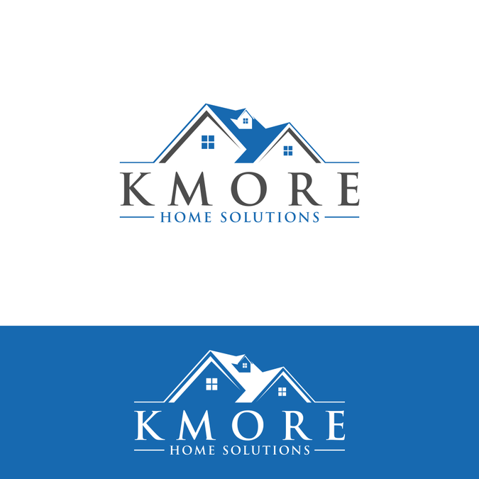 Generic Logo Designs Sold On Www 99designs Com Roofing Company Logos House Logo Design Roofing Logo