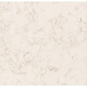 grey kitchen cabinets 3 in quartz countertop sample in cortina countertop 31358