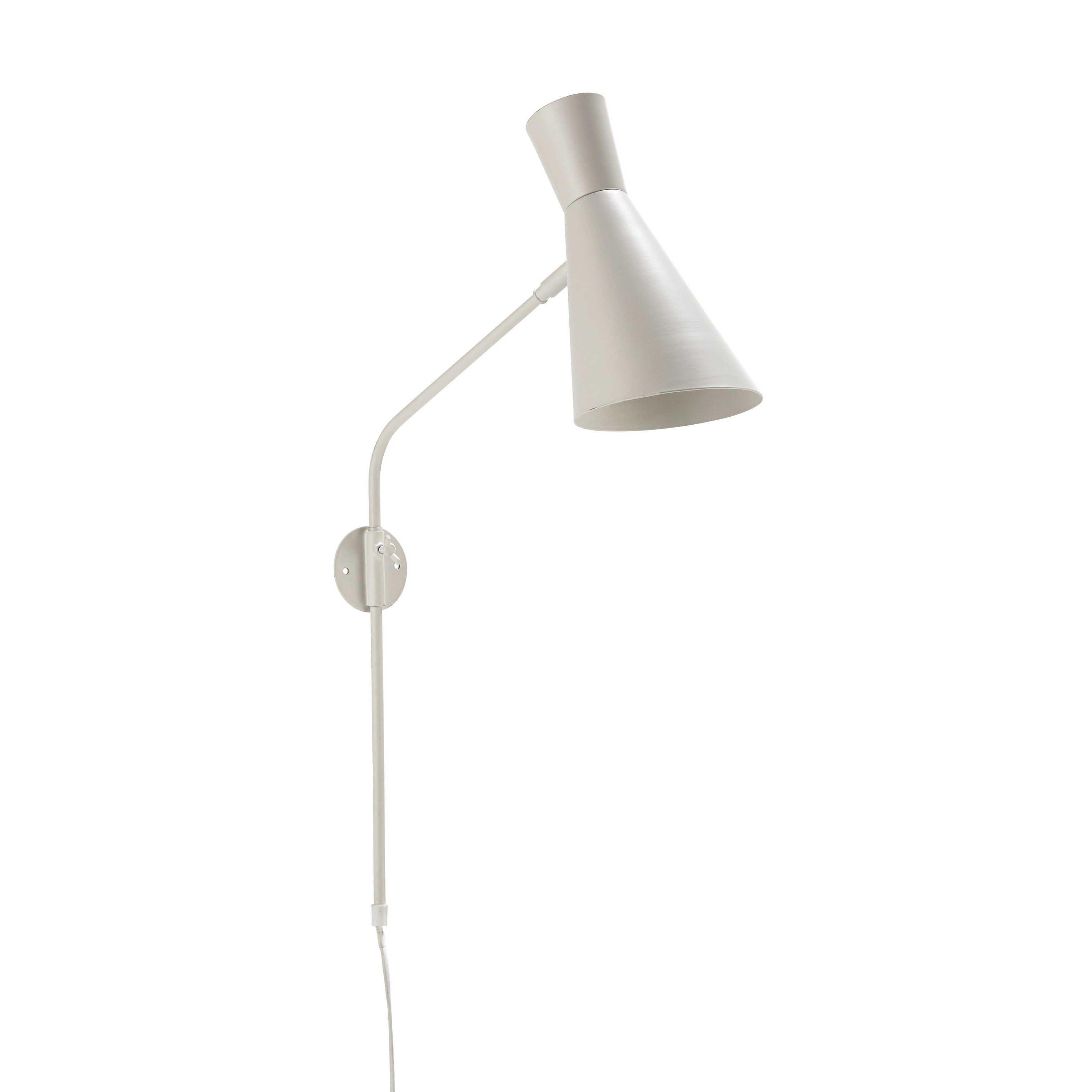 Applique en métal blanche H 65 cm HARRIS LighTiNg