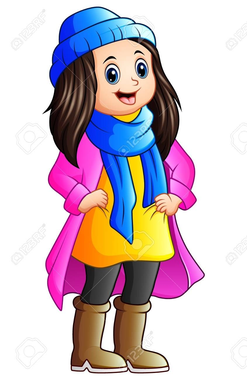 Winter Clothes Clipart Ideas Winter Outfits Winter Outfits Warm Clip Art