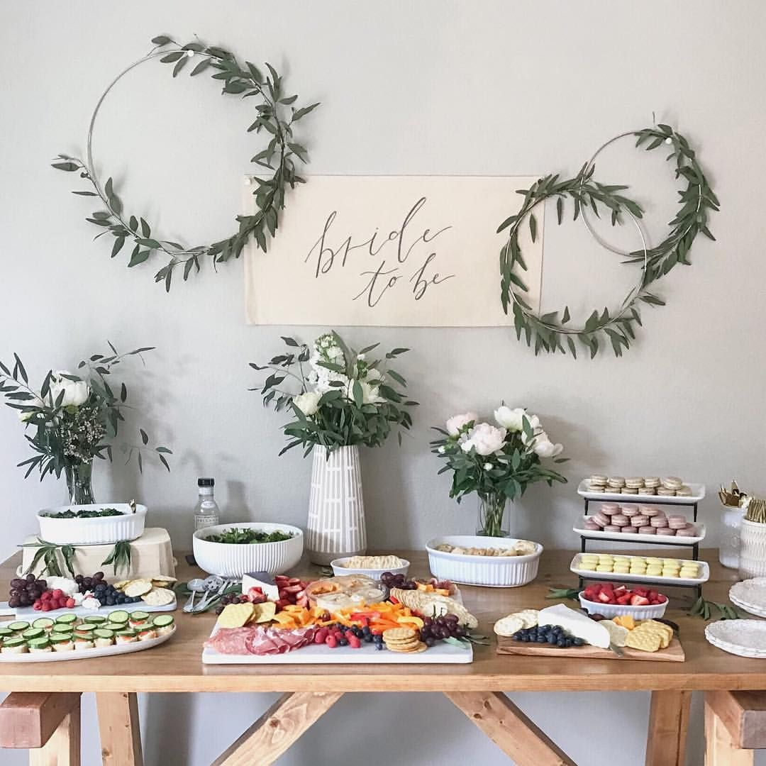 "laura phillips | linen & poppi's Instagram photo: ""bride to be banner, made this for my best friends bridal shower - very behind on sharing, but better late then never this lil guy will be…"""