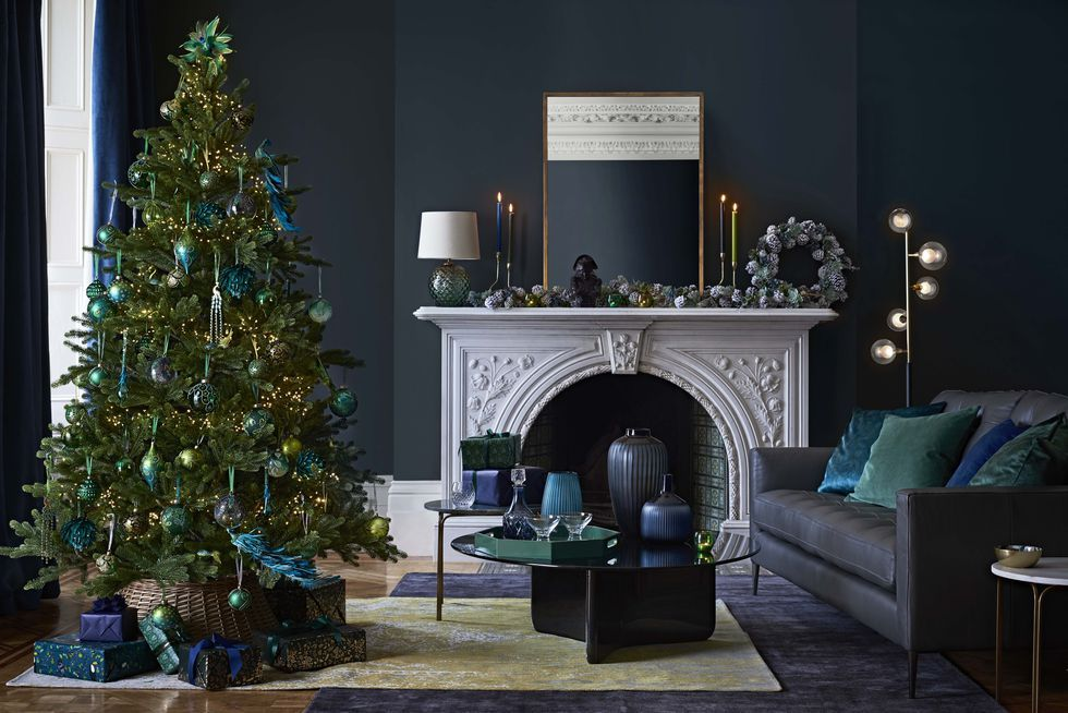 John Lewis Reveals Its Top Christmas Decorating Trends For 2020 Trending Decor Christmas Interiors Christmas Trends