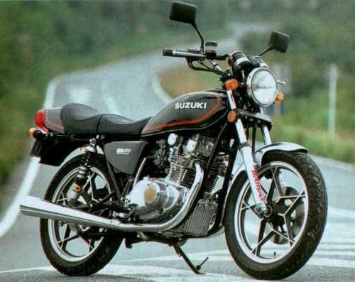 ǿ Suzuki Gs400e 旧車 カスタムバイク バイク