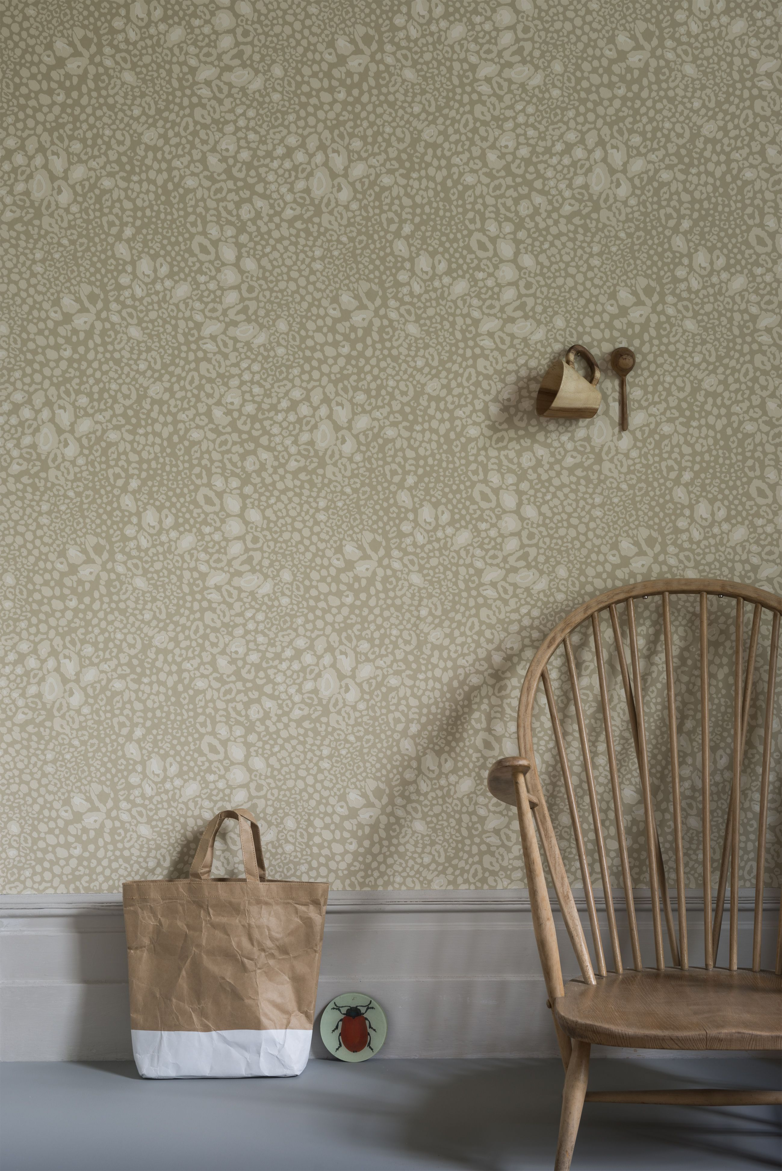 Ocelot Wallpaper Farrow Ball Farrow And Ball Paint Farrow Ball Home Wallpaper Farrow and ball wallpaper samples