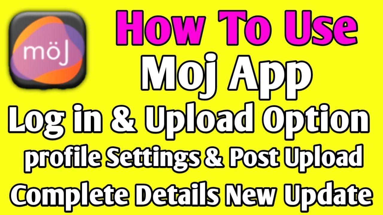 How To Use Moj App Telugu Moj App Tiktok Alternative App India Moj New U App Telugu App Log