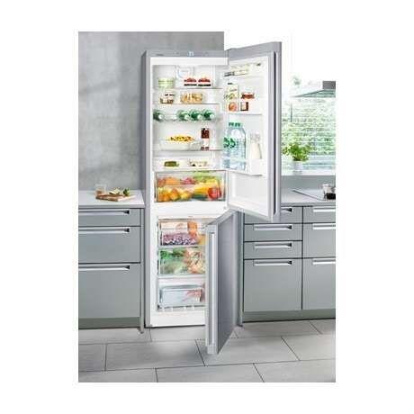 Liebherr CNPEL 4313 Freezer Fridge #inox