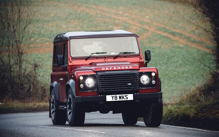 Download Imagens Land Rover Defender Funciona V8 70º Edicao