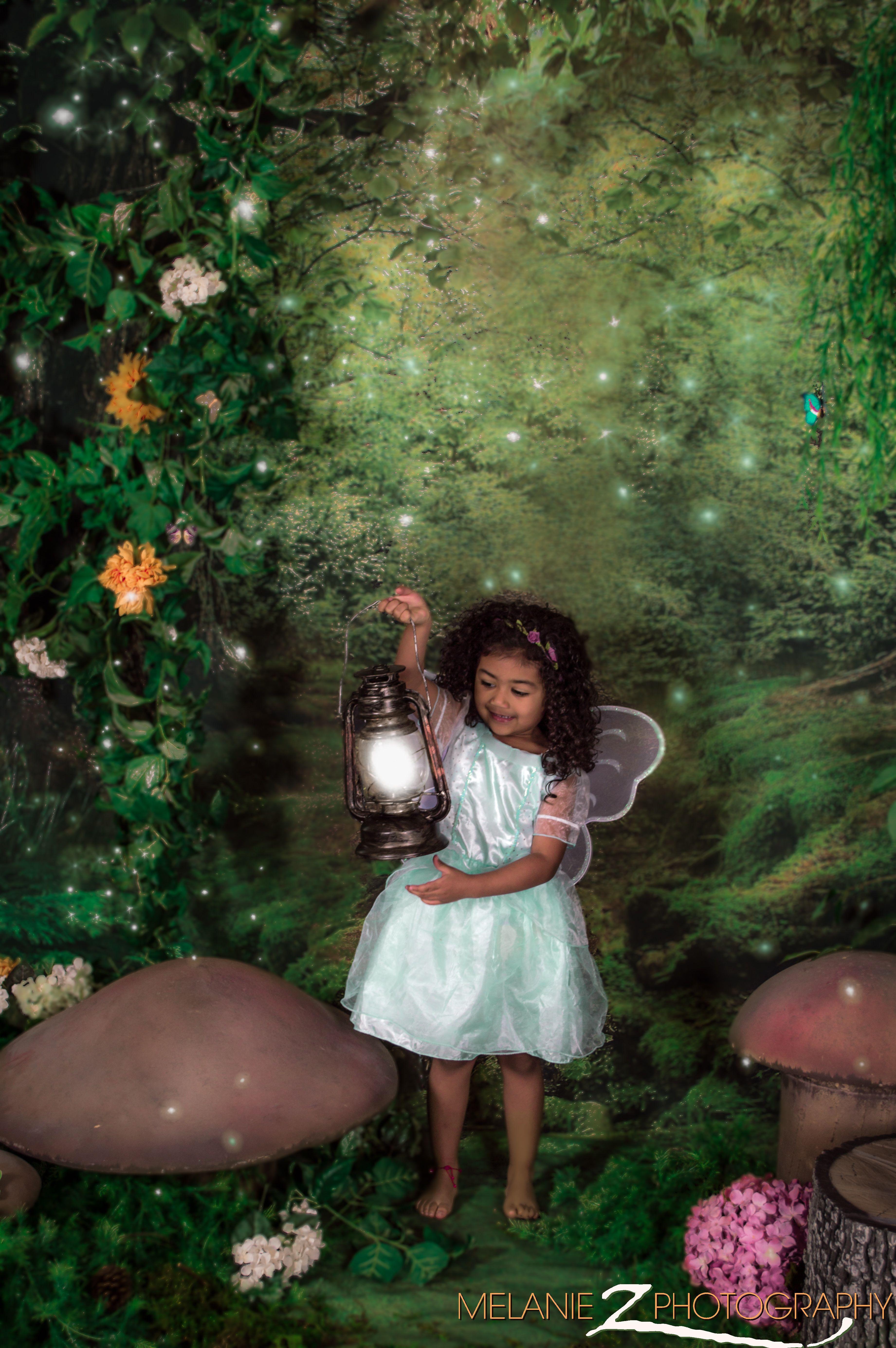 Woodland Fairies Fantasy graphy Sibling Peter Pan Lost