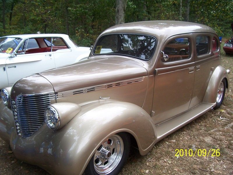 1938 De Soto Presidential sedan for sale by Owner - Louisville, KY ...
