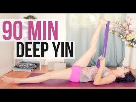 imagecharlene chantelle wax on yoga  yin yoga yoga