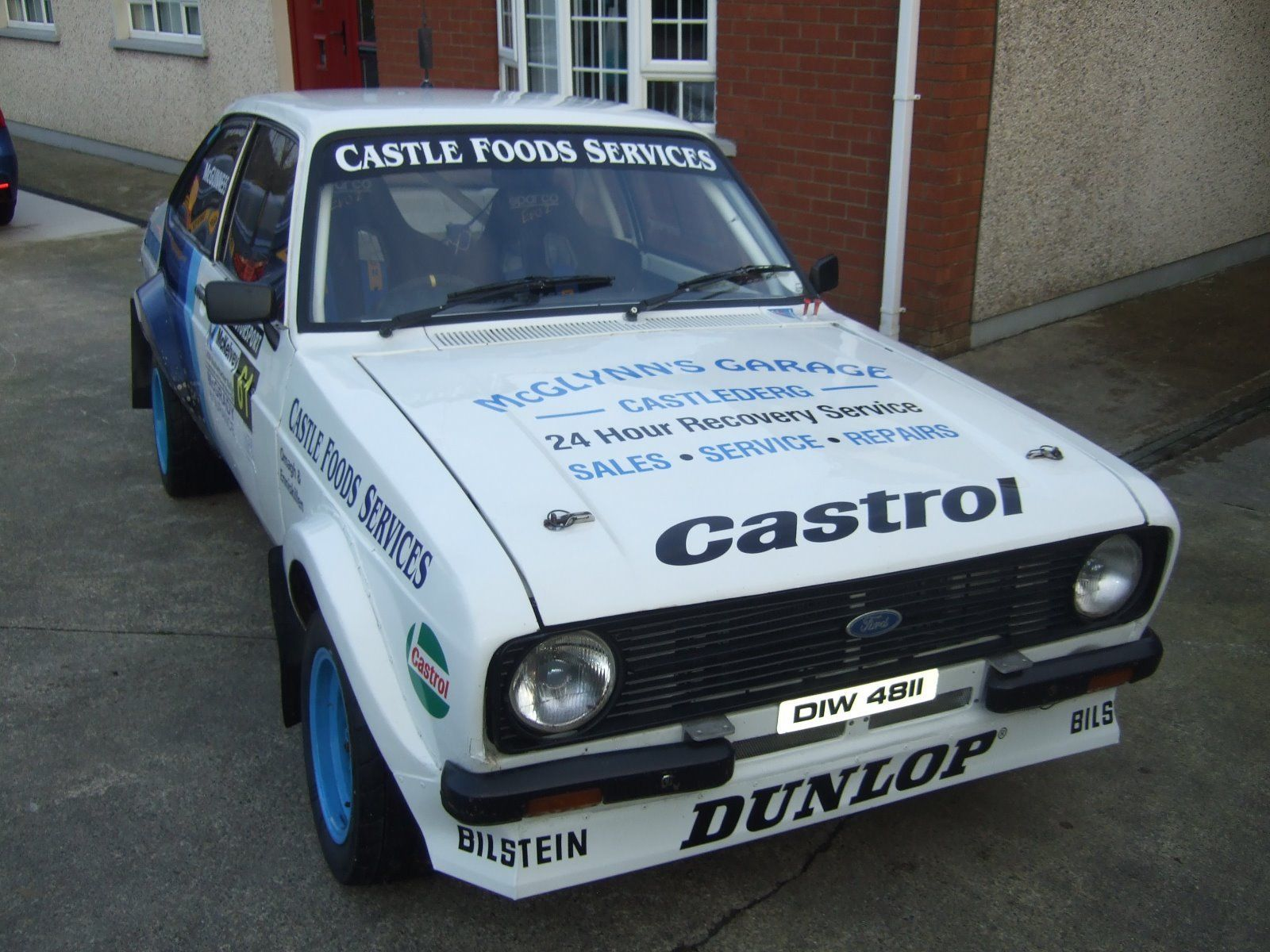 FORD ESCORT MK2 RS GROUP 4 RALLY CAR SEE EBAY LISTING &gt