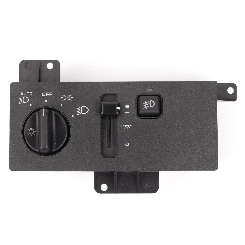 Headlight Switch With Fog With Auto Headlight 96 98 Grand