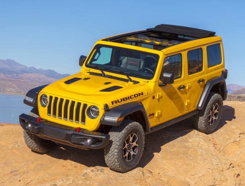 Jeep Wrangler Unlimited Rubicon Ecodiesel Jl 2019 Jeep Wrangler Unlimited Rubicon Jeep Unlimited Jeep Wrangler Unlimited