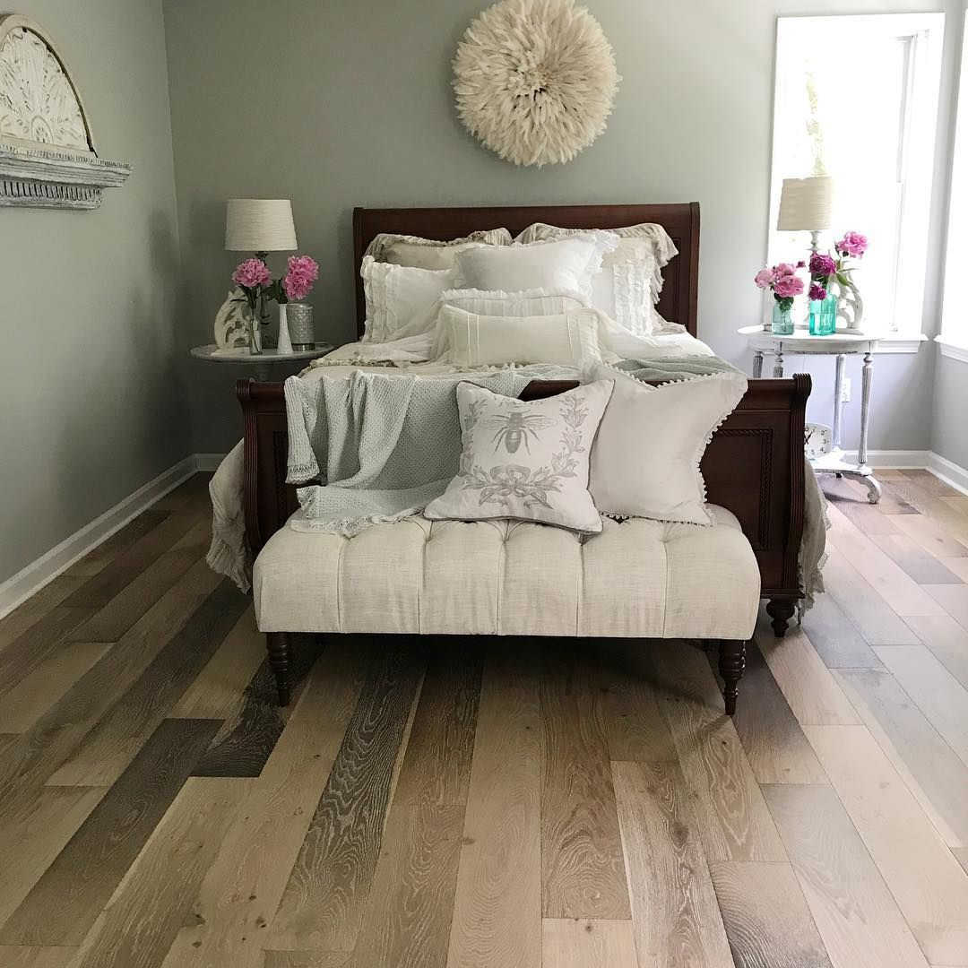 so excited to share with you my new hardwood flooring from