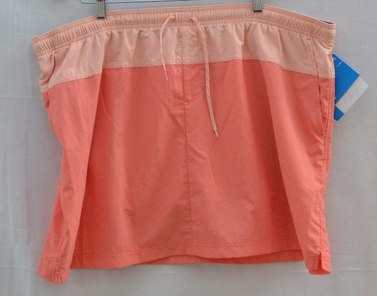 8bc8eb8a47f7a Columbia Women s Skort Sandy River Short Skirts outdoors Plus Size 2X NEW   Columbia  Skirt