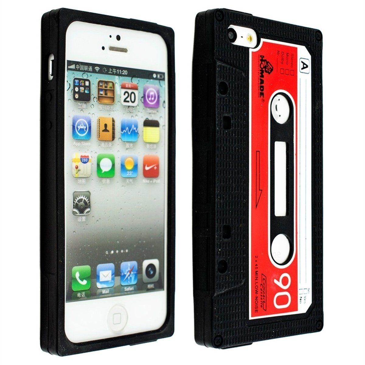 Caso Per Apple iPhone 7 7 Plus Rosso Custodia In Silicone per