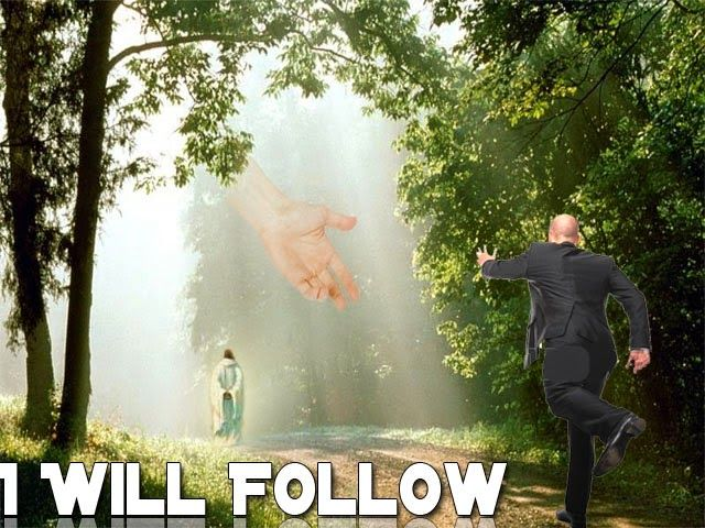 I will follow christian song