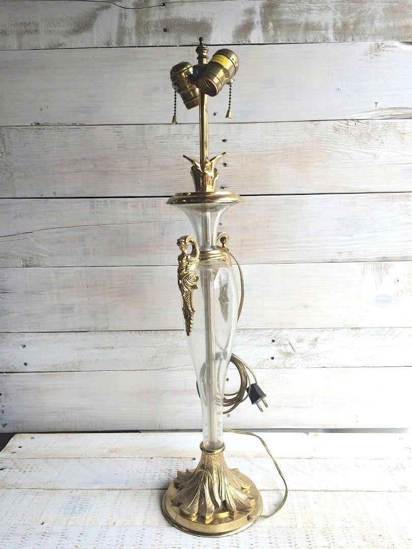 home decor lighting  tall lamp  glass lamps  decorative