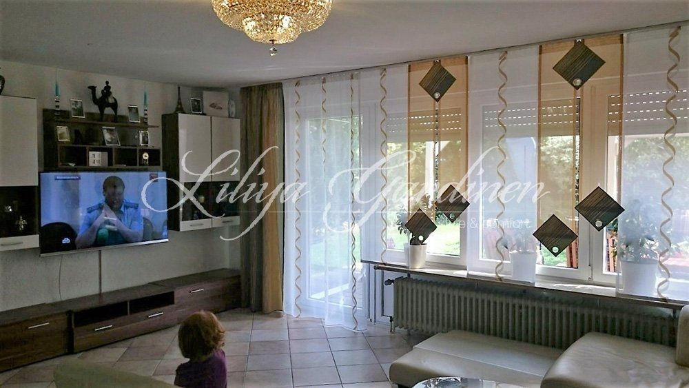 Wohnzimmer Gardinen nach Maß kaufen Ihre Fensterdeko HOME DECOR - design gardinen wohnzimmer