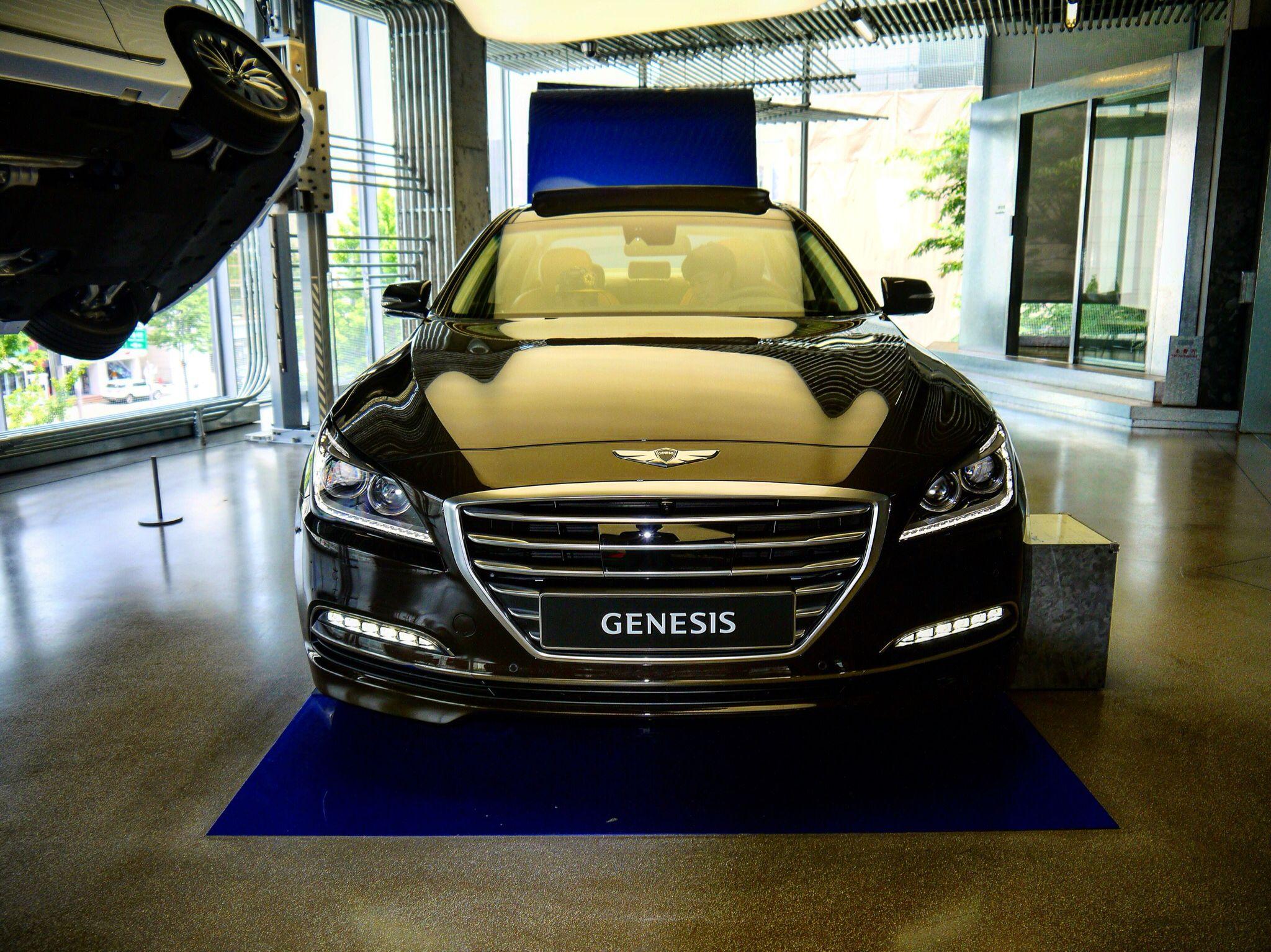 Hyundai Genesis Finest Edition G380 HTRAC Panasonic Lumix DMC GF2W