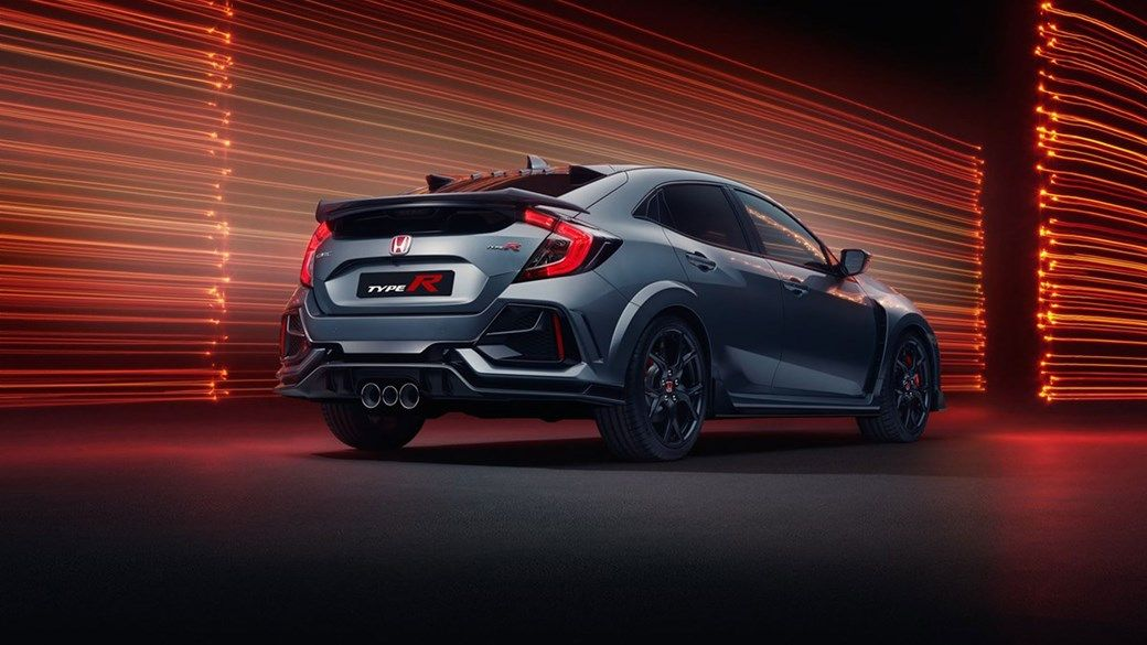 Honda Civic Type R Extreme Limited Edition Revealed In 2020 Honda Civic Type R Honda Civic Honda S