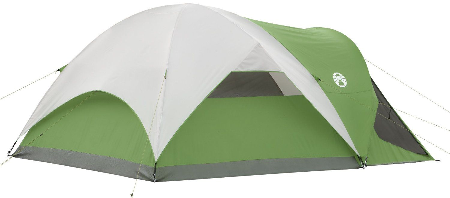 Coleman Evanston 6 Screened Tent Green 6-Person  //  sc 1 st  Pinterest & Coleman Evanston 6 Screened Tent Green 6-Person : http://amzn.to ...