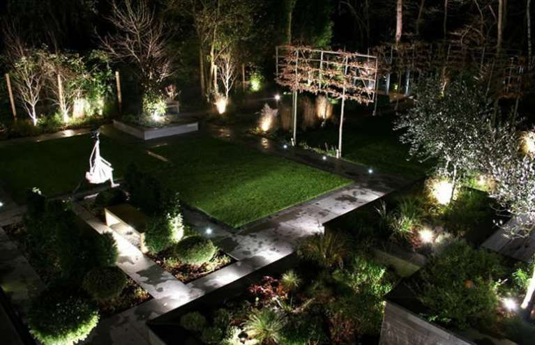 Progettare Il Giardino Da Soli : Come progettare un giardino da soli giardino landscape lighting