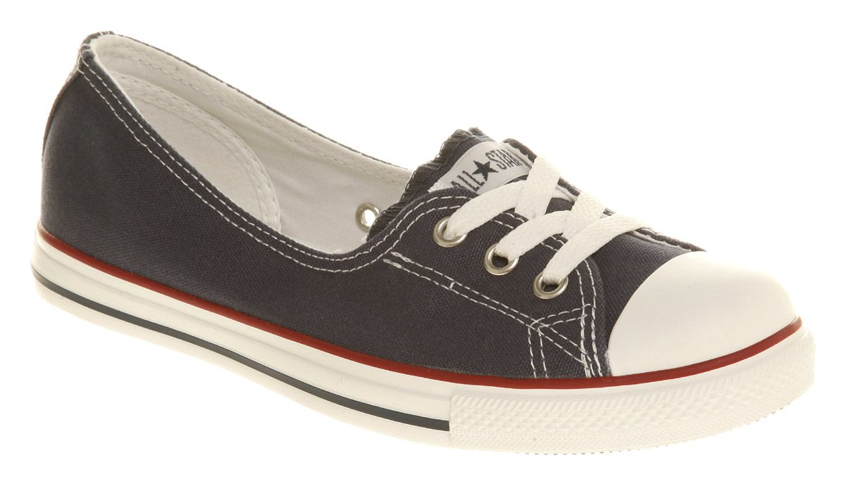8adb793b141d Womens Converse Dance Lace Navy SMU Trainers Shoes