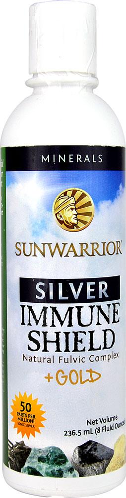 Sunwarrior Silver Immune Shield + Gold