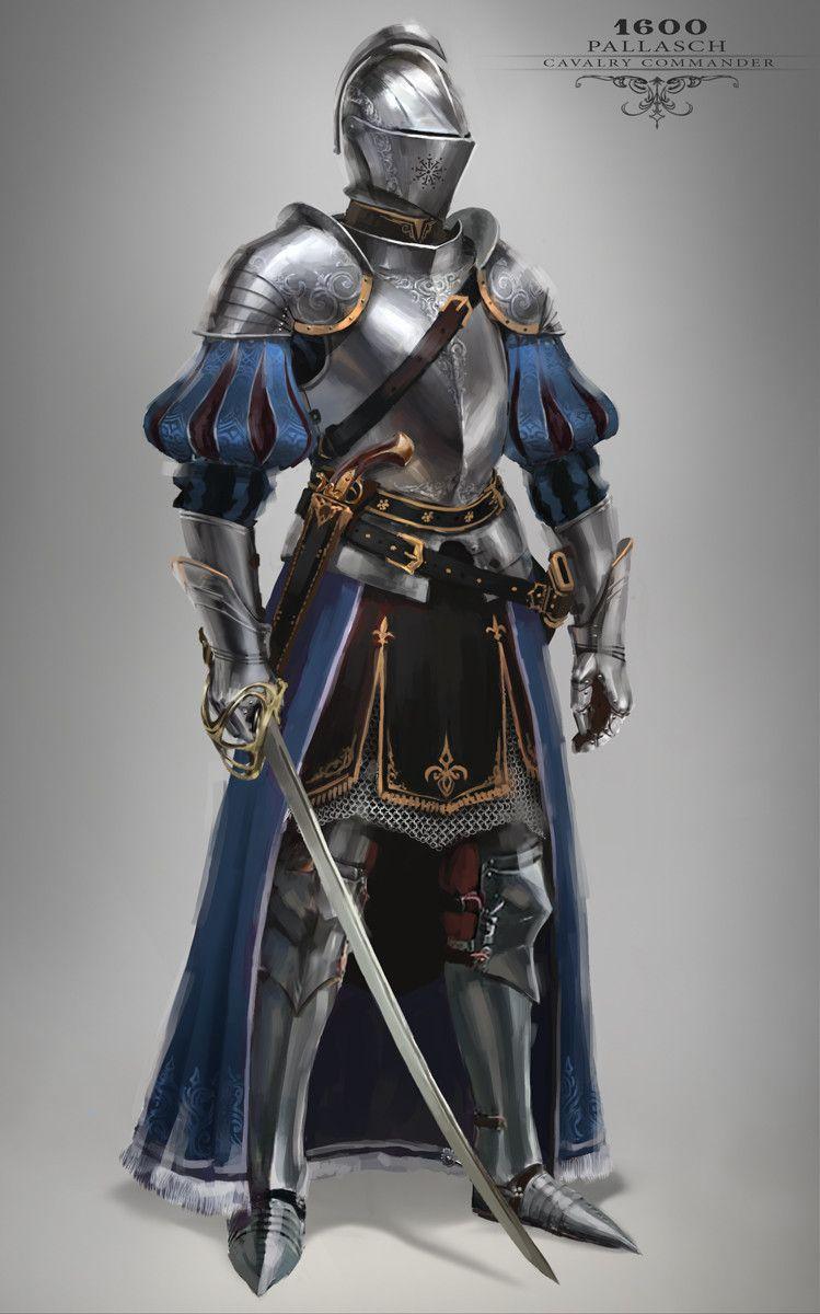 Fantasy Medieval Knight Knightposting | Charac...