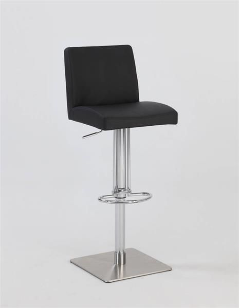 New Adjustable Height Stool with Back