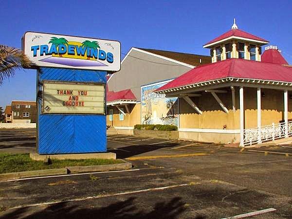 The Tradewinds Club In Sea Bright New Jersey