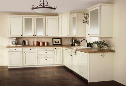 Aristokraft Durham Toasted Almond   Kitchen Cabinets