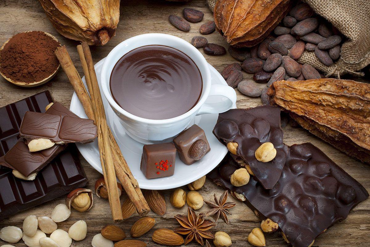шоколадного утра картинки заявляют, что при