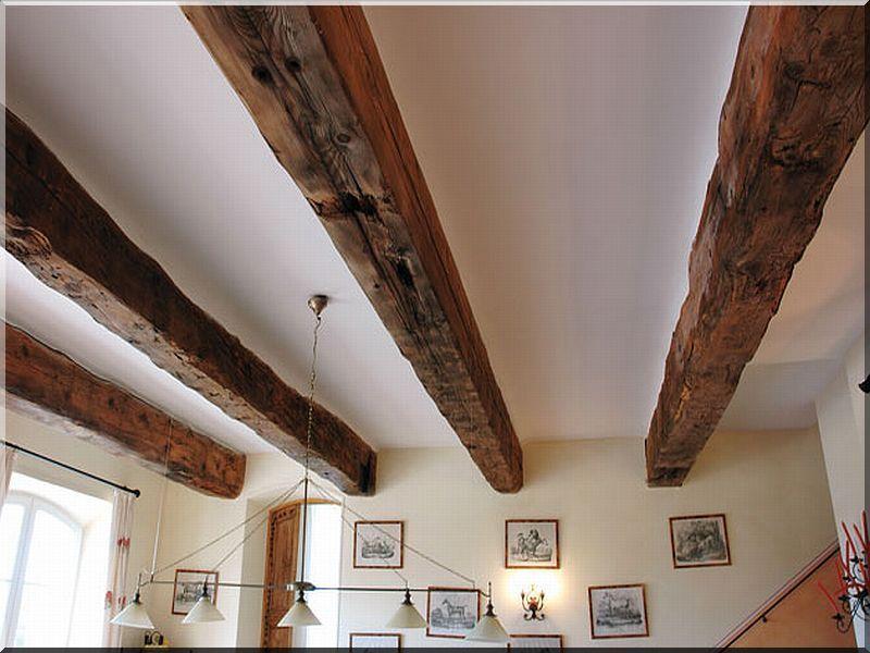 Használt, bontott gerenda - Holz im Garten! Ildáre - garten lounge mobel holz