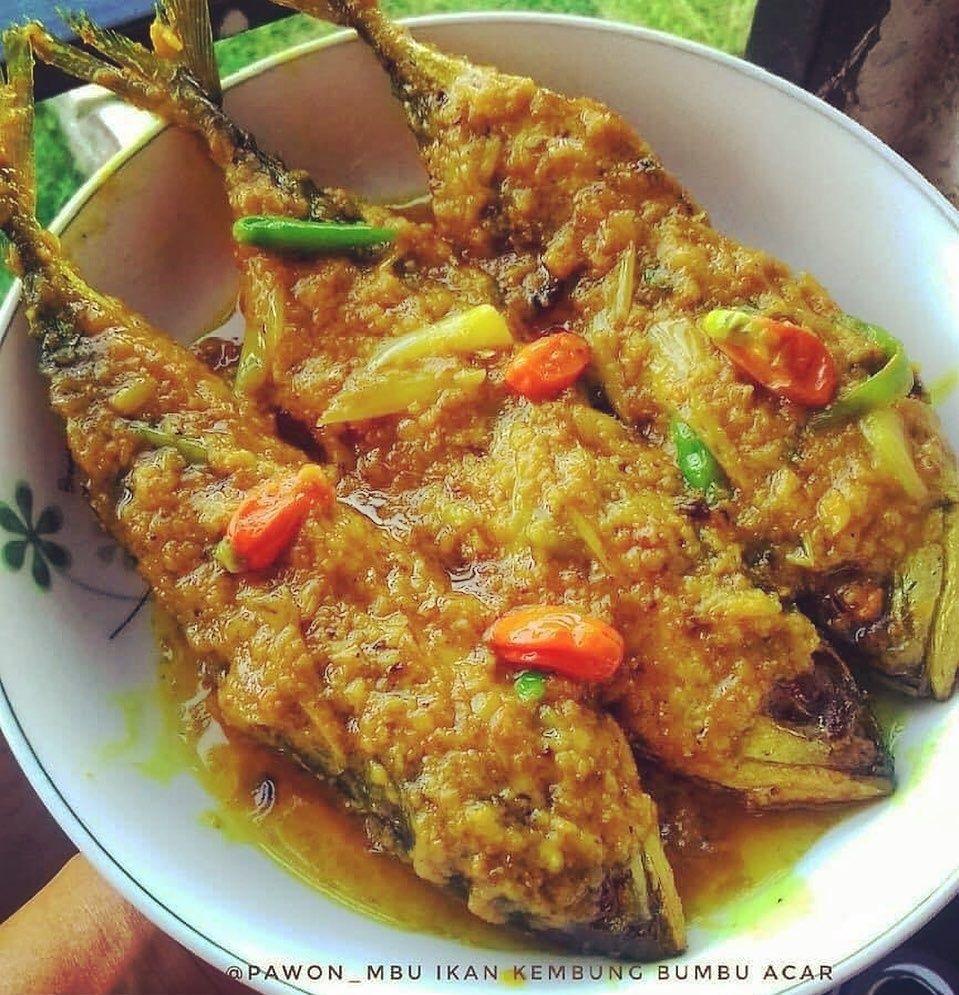 Ikan Bumbu Kuning Instagram Di 2020 Resep Ikan Resep Makanan