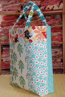 Easy sew totes