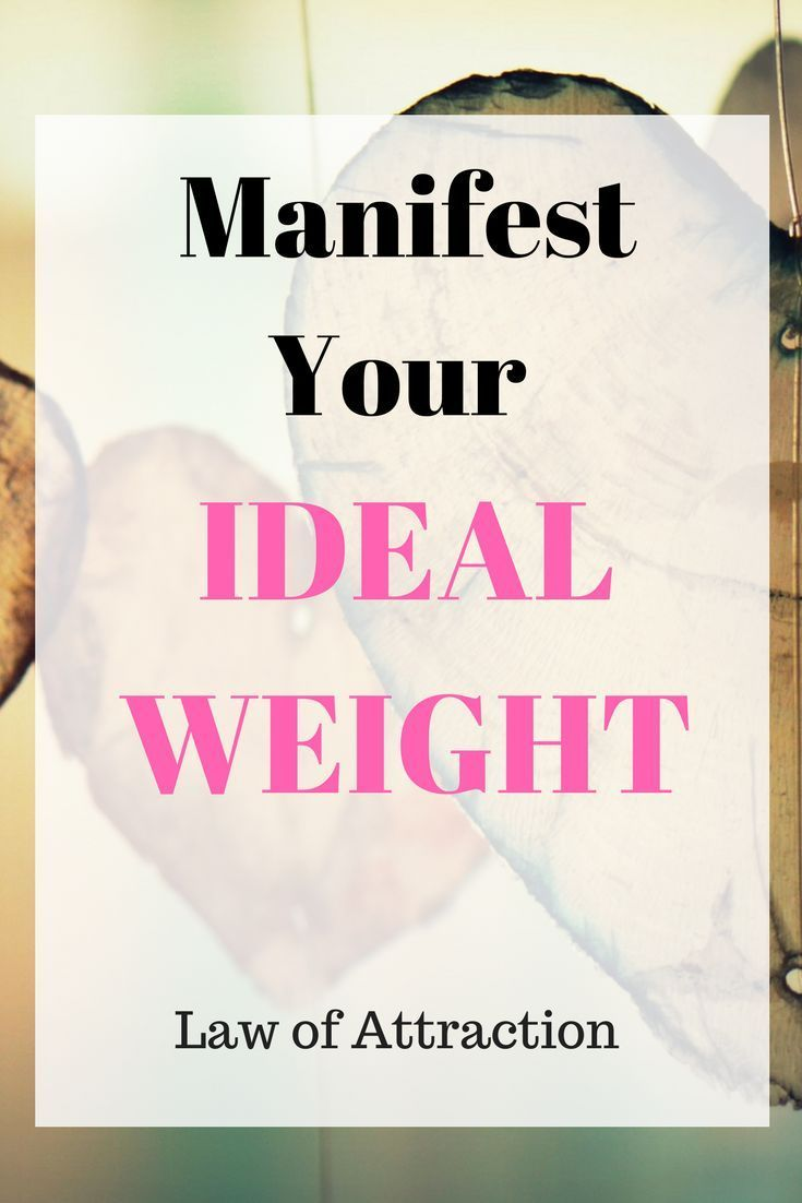 Pin on Weight Loss & Wellness Law of Attraction